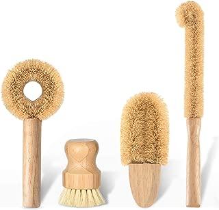 Best vegetable fiber bristle brush Reviews