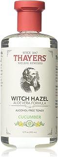 x Thayers Witch Hazel with Aloe Vera Cucumber - 12 fl oz by Thayer's