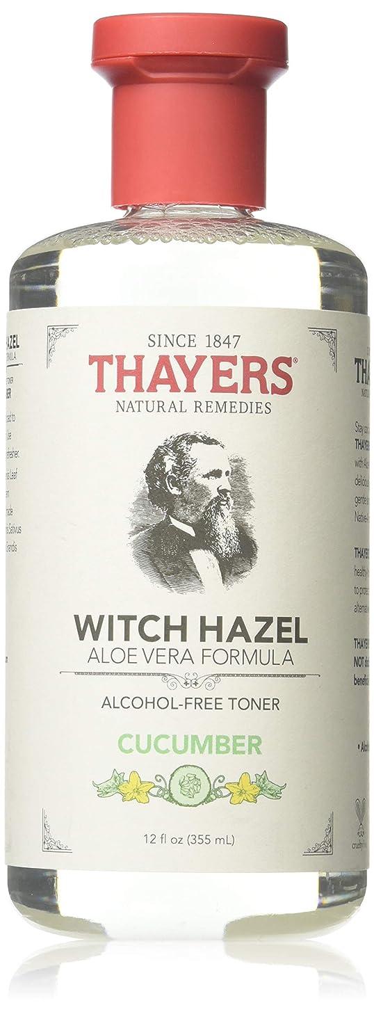 ブランド名ソビエトウルルx Thayers Witch Hazel with Aloe Vera Cucumber - 12 fl oz by Thayer's