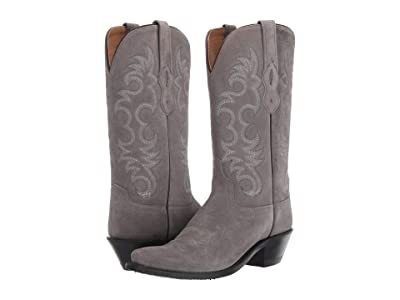 Old West Boots Lee (Light Grey) Cowboy Boots