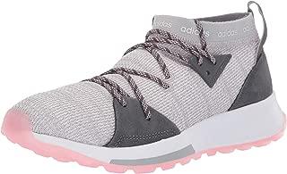 adidas Women's Quesa,  Grey/Grey/True Pink,  9.5 M US