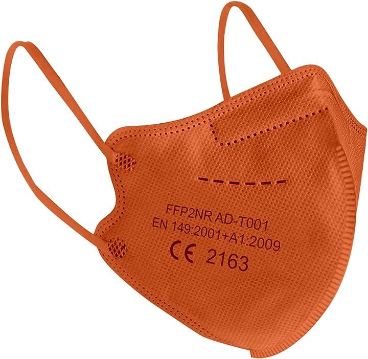 Mascherine ffp2 certificate ce per bambini   standard en149:2001+a1:2009 eu2016/425 andum 6432