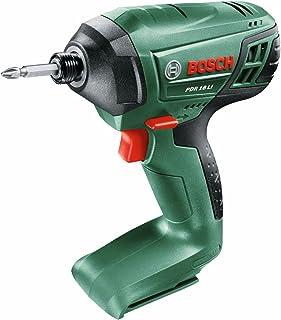 ボッシュ(BOSCH) 18V コードレスインパクトドライバー (本体のみ、バッテリー・充電器別売り) PDR18LIH