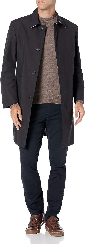 Cole Haan Men's Bonded Seam Sealed Rain Jacket