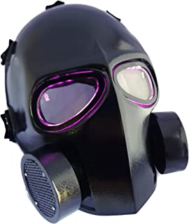 INVADER KING G Mask LEDs Army of Two Airsoft Mask Protective Gear Outdoor Sport Fancy Party Ghost Masks Bb Gun