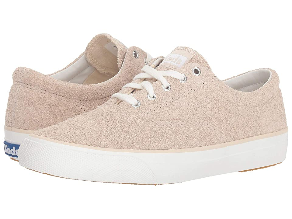 Keds Anchor Hairy Suede (Petal Pink) Women