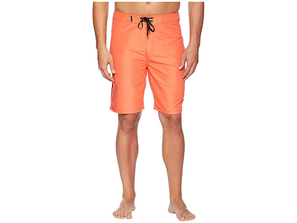 Hurley One Only 2.0 21 Boardshorts (Rush Coral) Men