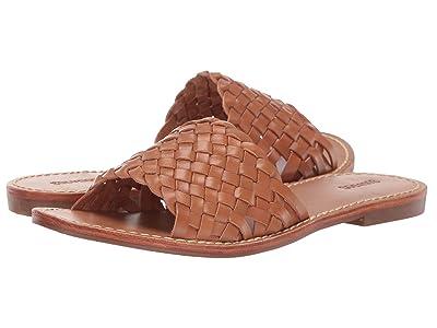 Soludos Woven Slide Sandal (Nude) Women