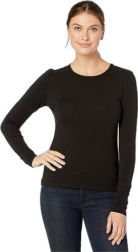 P//W; P//O; R//W; B//B Slinky Brand V-Neck T Shirt Combo 2pk