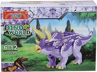 Delovoso Dinosaur Building Blocks Toy - 2725516926221
