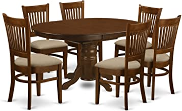 Best 6 person round dining table Reviews