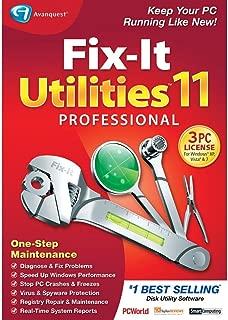 Best fix it utilities 11 professional Reviews