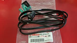 Yamaha 6X3-82563-00-00 Trim & Tilt Switch Assembly; New # 6X3-82563-01-00 Made by Yamaha