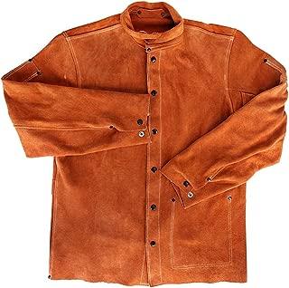 Best 5xl leather welding jacket Reviews