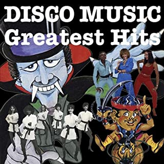 DISCO MUSIC GREATEST HITS