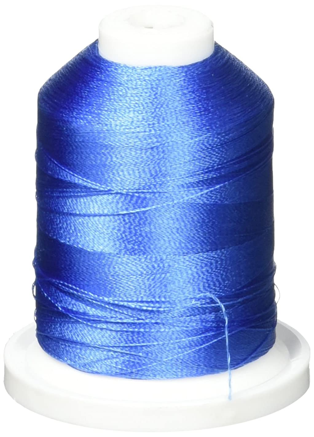 Robison-Anton Rayon Super Strength Thread, 1100-Yard, Bright Blue