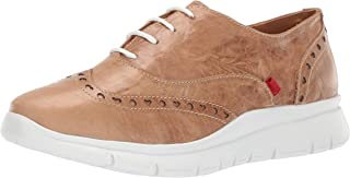 MARC JOSEPH NEW YORK Womens Womens Genuine Leather Greene St. Extra Lightweight Sneaker