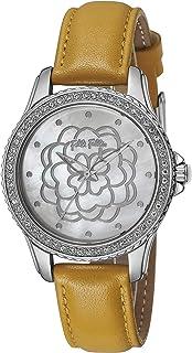 [フォリフォリ] 腕時計 SANTORINIFLOWER WF15A034SPW-YE レディース 並行輸入品 イエロー