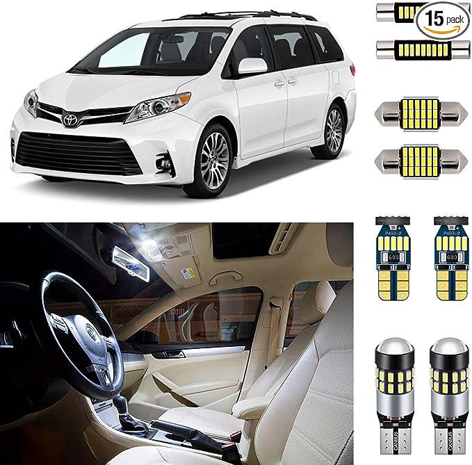 innova3.com Automotive Lighting & Lamps White LED interior lights ...