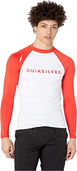 Always There Long Sleeve Rashguard