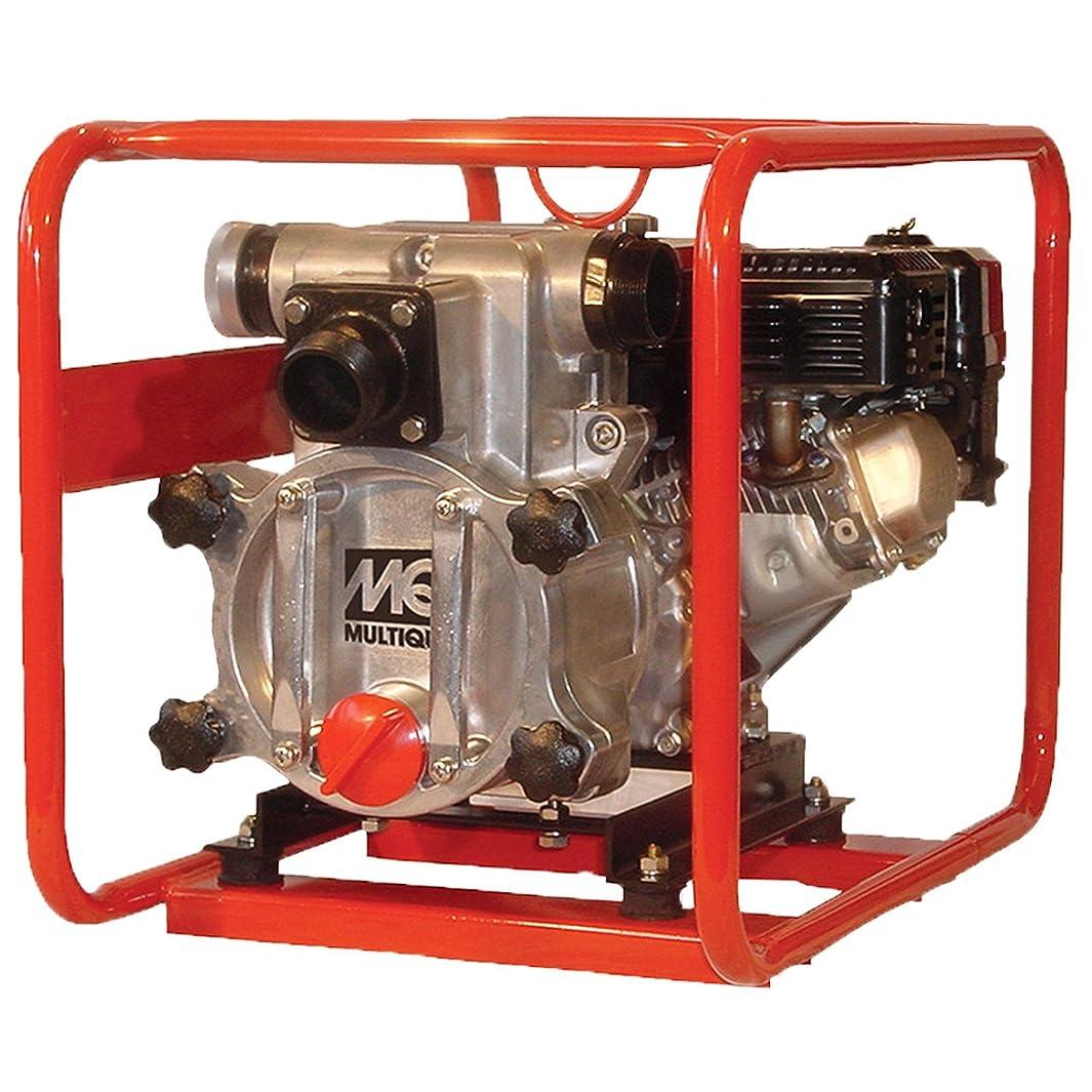 Multiquip QP2TH Gasoline Powered Trash Pump with Honda Motor, 4.8 HP, 211 GPM, 2