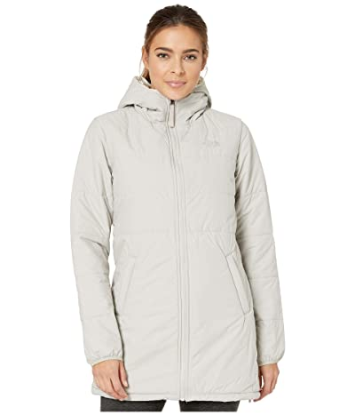 The North Face Merriewood Reversible Parka (Dove Grey/Vintage White) Women