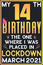 My 14th birthday the one where i was placed in LOCKDOWN March 2021: 14th Happy birthday gift idea for girls , boys , turni...