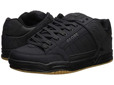 Globe Tilt (Dark Shadow Action Nubuck/Phantom Synthetic Nubuck) Men