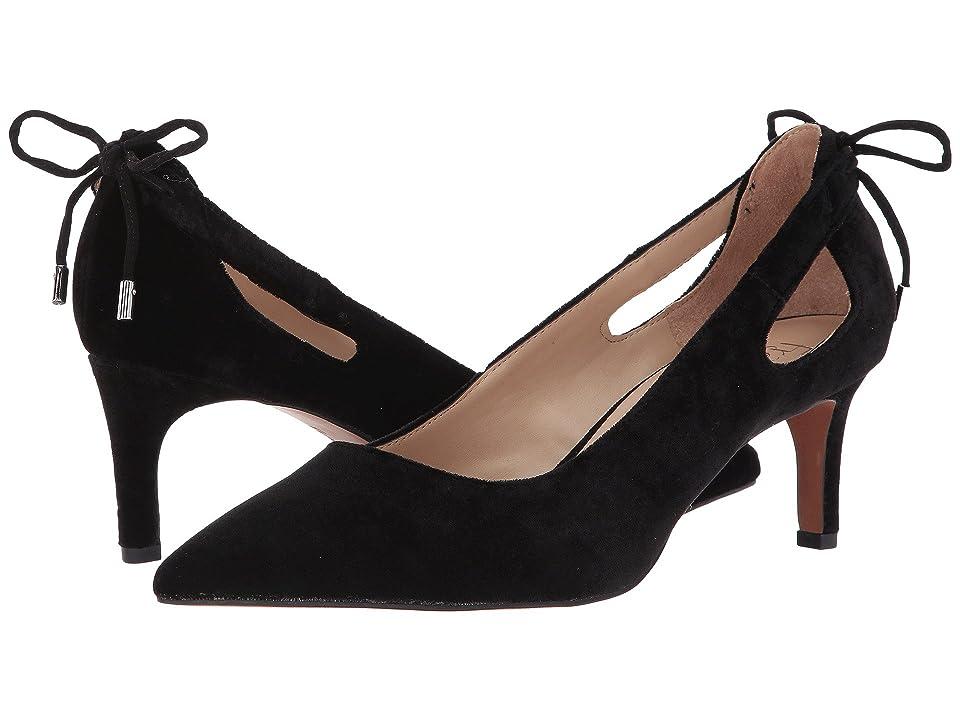 Franco Sarto Doe (Black Velvet) Women