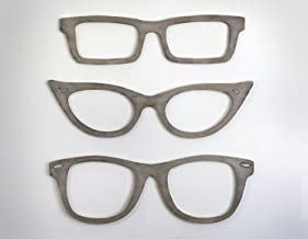 vintage wayfarer eyeglasses