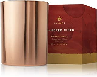 Thymes Simmered Cider Candle - 6.5 Oz
