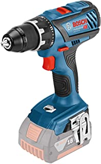 Sponsored Ad – Bosch Professional 06019H4100 GSR 18 V - 28 Cordless Drill Driver Battery Not Included, Maximum Screw Diame...