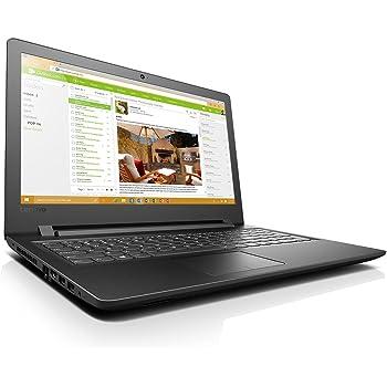 """Lenovo Ideapad 110-15 - Ordenador portátil de 15.6"""" HD (Intel Celeron N3060, 4 GB de RAM, 500 GB de HDD, Windows 10) Negro - Teclado QWERTY Español"""