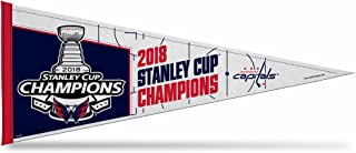 Rico Industries 2018 Stanley Cup Champions Pennant and Banner