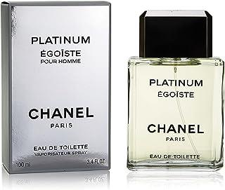 Platinum diseño de Chanel Egoiste pour Homme Eau de Toilette Spray 100ml (3,4oz) edt Colonia