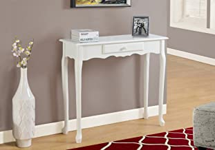 Monarch Specialties I Hall Console Accent Table, 36