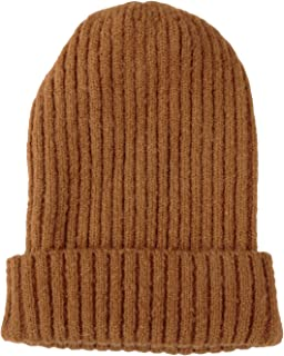 WITHMOONS Ribbed Knit Beanie Hat Classic Plain Warm Cuff Daily Cap XZ50075
