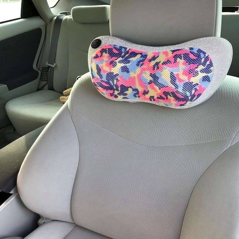 契約するアラーム椅子ECO BODYマッサージクッション マッサージ枕 (ピング花)