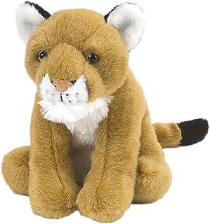 Wild Republic Mountain Lion Plush, Stuffed Animal, Plush Toy, Gifts for Kids, Cuddlekins, 8 Inches