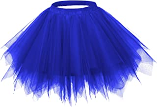 Women's Vintage 1950s Tutu Petticoat Ballet Bubble Dance Skirt