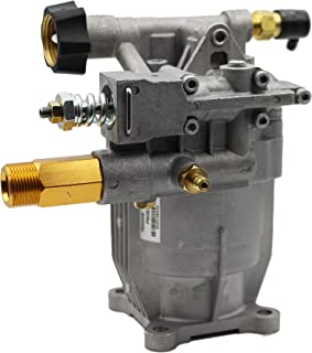 New - Premium - Cold Water - Gasoline - Pressure Washer - Power Washer - Replacement - Axial Horizontal Pump 3/4