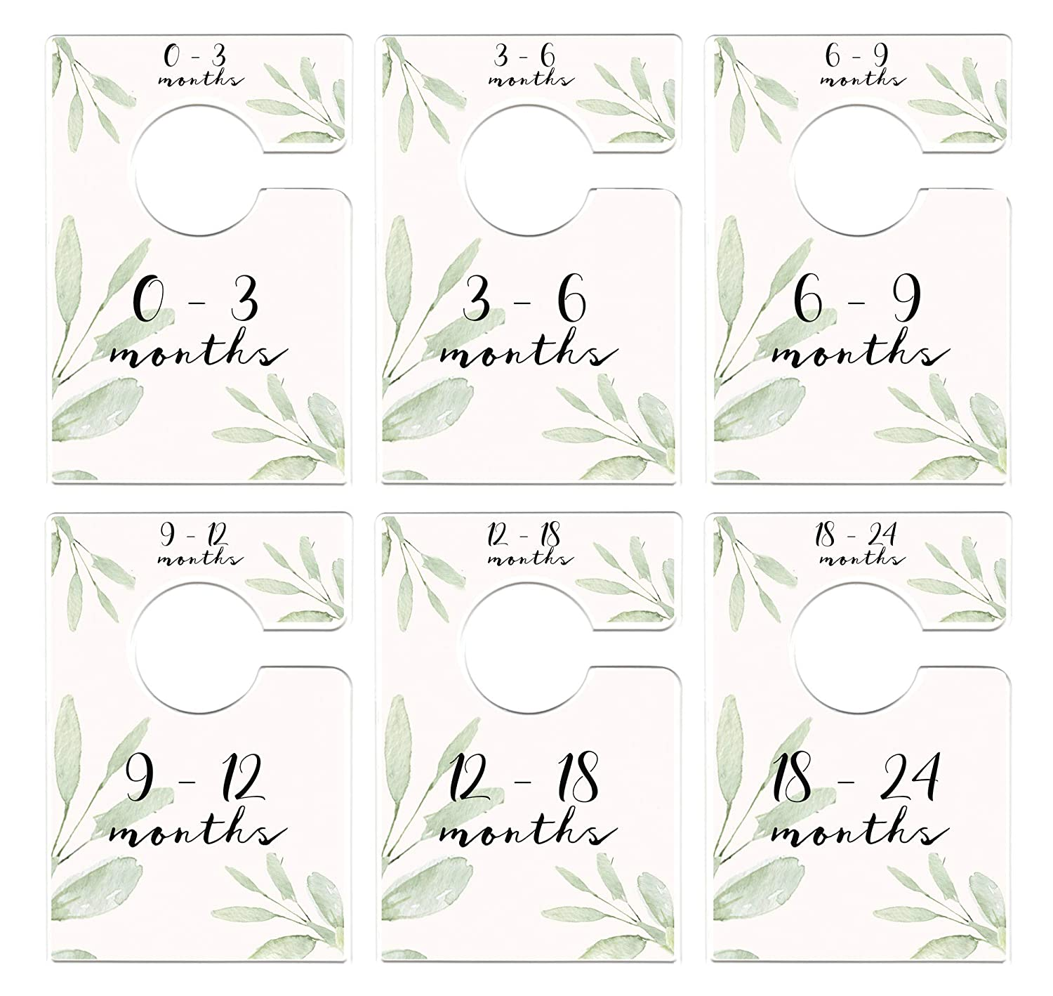 Detroit Mall Mumsy Goose price Nursery Closet Dividers Greenery Divide Clothes Baby