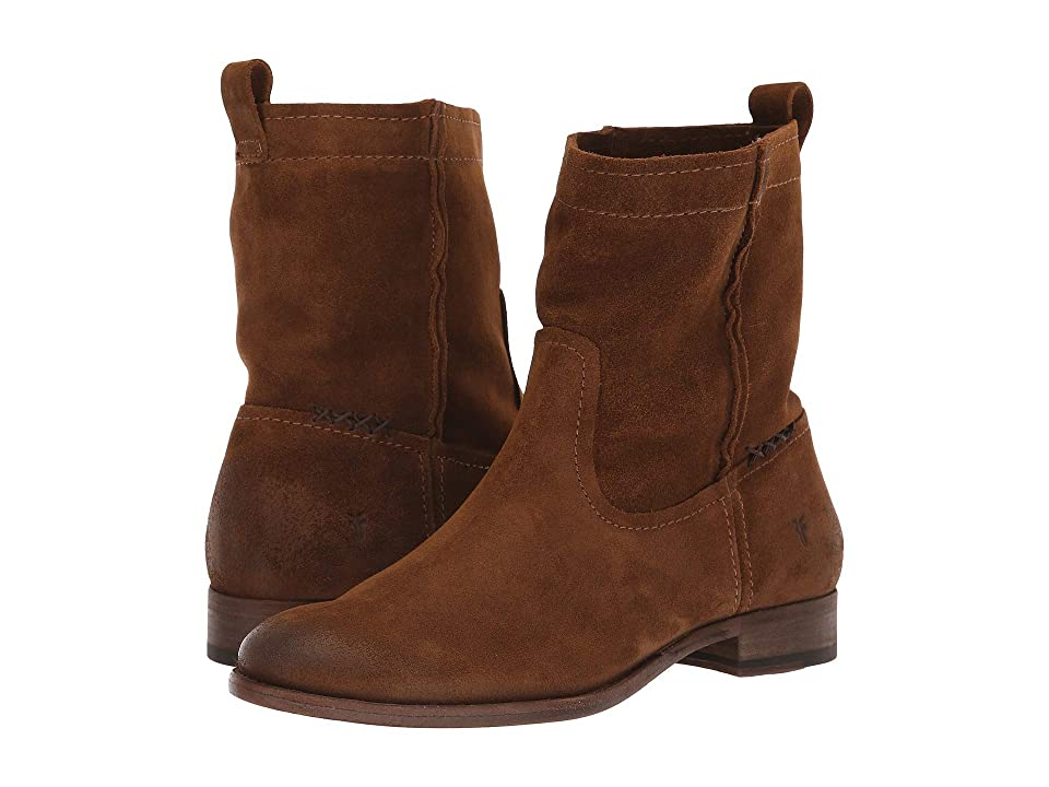 Frye Cara Short (Chestnut) Women