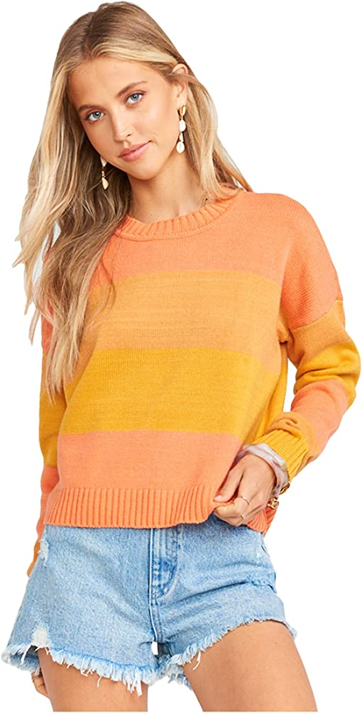 Sunkissed Stripe Knit