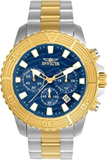 Invicta Men's 24002 Year-Round Analog Quartz Silver Watch