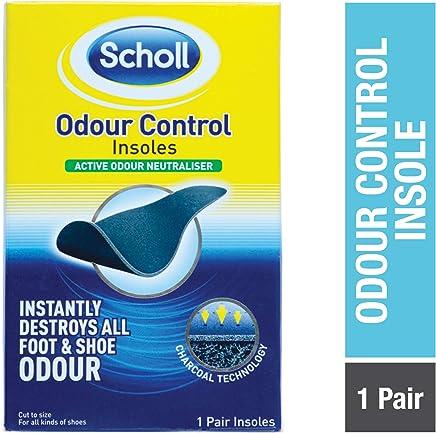 Scholl Odour Control Shoe Insoles, 1 Count