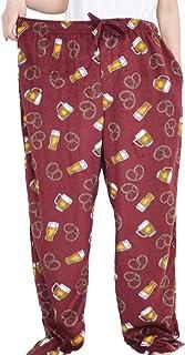 Extra Large Men's Pajama Pants Pyjama Bottoms Classic Checked Space Polar Fleece Lounge Wear Pyjama Trouser 250Kg,A4,6XL