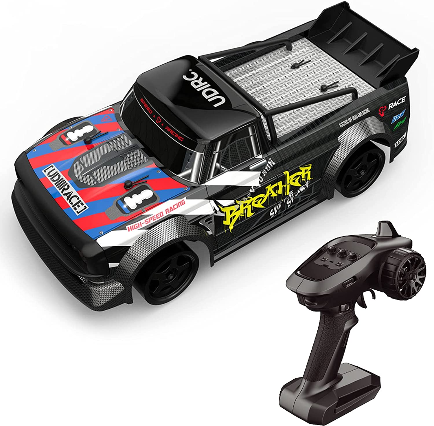 Cheerwing 1:16 2.4Ghz Spring new work 4WD 30KM H Remote Contro High RC Speed Car Quantity limited