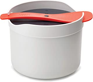 Joseph Joseph 45002 M-Cuisine Microwave Rice Cooker (Renewed)