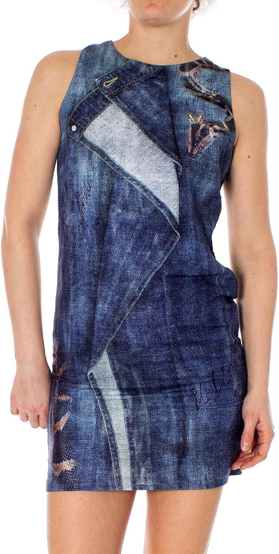 Desigual Woman Short Dress Vest Denia 19swvwbp